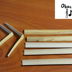 Gouged and Shaped Cane-10 pieces
