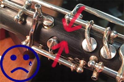 Cracked Oboe