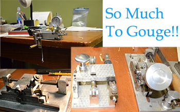 What Oboe Gouger should I use? With Prices,  A guide for purchasing modern Gouging machines.