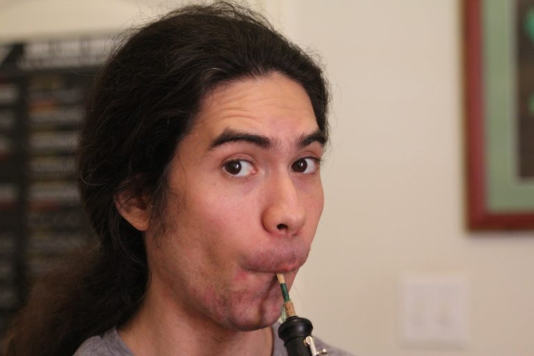 How can I improve my oboe embouchure with Photos and Video