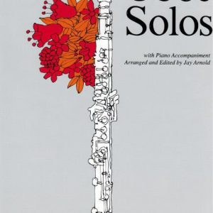 Oboe Solos (Oboe and Piano) edited by Jay Arnold